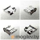 Разъем для планшета (JCK-MC013) microUSB 2.0 Jack069 (7pin) Samsung T211 P5200