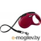 Flexi New Classic Compact 11823 (XS, красный)