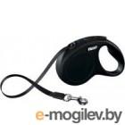 Flexi New Classic Compact 11831 (S, черный)