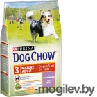Корм для собак Dog Chow Mature Adult с ягненком (2.5 кг)