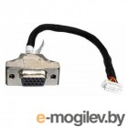 Аксессуары 68R-DS8100-0011 (PVG01) Assembly,50 in 1 VGA cable,DS81, DS87, XH81(V), XH97V