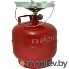 Кемпинг ПГТ 1Б-В ( газ.горелка + баллон 5 литров)