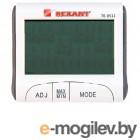 Метеостанции REXANT RM-011 70-0511 {Термогигрометр комнатный с часами и функцией будильника}