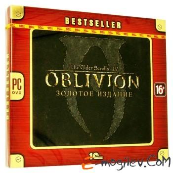 Bestseller. The Elder Scrolls IV: Oblivion. Золотое издание PC, Jewel
