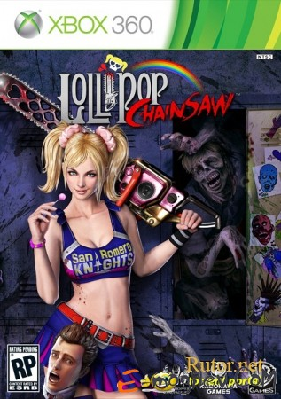XBOX360  Lollipop Chainsaw rus sub