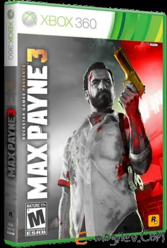 Игра Microsoft XBOX360 Max Payne 3 rus sub
