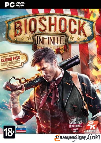 Bioshock Infinite (PC, Box)