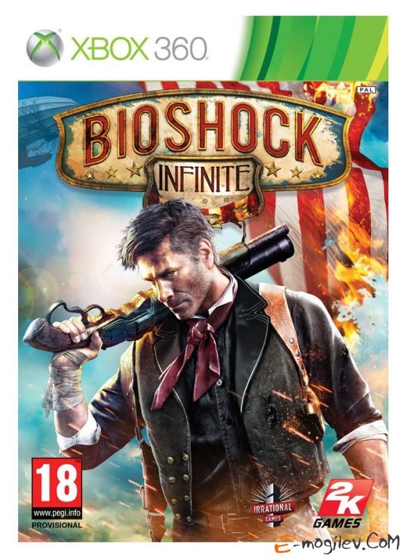 Игра для Xbox360 Microsoft BioShock Infinite русская документация