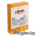 Пленка для ламинирования  Lamirel,  75x105мм, 125мкм, 100 шт.
