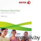 Наклейки прозрачные, съемный клей Premium Never Tear XEROX A3, 50 листов (синтетические)