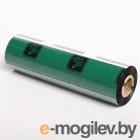 Термотрансферная лента (риббон) Resin Ribbon, 110mmx74m (4.33inx242ft), 5095, High Performance, 12mm (0.5in) core