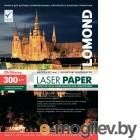 LOMOND Двухсторонняя Глянцевая, для лазерной печати, 300 г/м2, A4/150л.