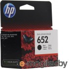 hp F6V25AE BHK (№652)  Black для hp Deskjet  Ink Advantage 1115/2135/3635/3835/4535/4675