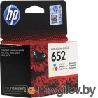 hp F6V24AE BHK (№652)  Color для hp Deskjet Ink Advantage 1115/2135/3635/3835/4535/4675