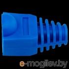 Коннектор Колпачок под RJ45 синий (изолирующий)