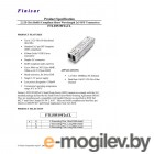 FTLF8519F2KCL 1.25 Gb/s 1000Base-SX Ethernet