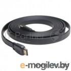 Кабель Кабель HDMI-miniHDMI Gembird/Cablexpert , 19M/19M, 3.0м, v1.4, 3D, Ethernet, черный, позол.разъемы, экран, пакет(CC-HDMI4C-10)