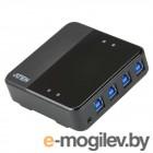Переключатель электронный ATEN 4 PORT USB Sharing Device.