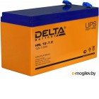 Батарея Delta HRL 12-7.2 Battery replacement APC RBC2,RBC5,RBC12,RBC22,RBC32 12В,7Ач, 151мм/94мм/65мм