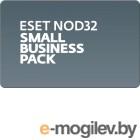 Базовая лицензия Eset NOD32 Small Business Pack newsale for 10 user (NOD32-SBP-NS(CARD)-1-10)