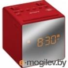 SONY ICF-C1TR, Красный FM/AM. 2 Сигнала, Аналоговый тюнер
