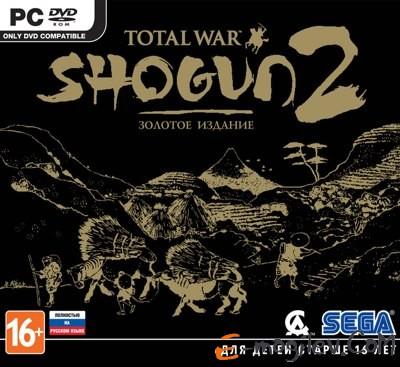 Total War: Shogun 2 Золотое издание PC, Jewel