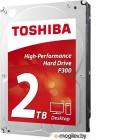 Toshiba 2Tb HDWD120UZSVA P300 (7200rpm) 64Mb 3.5