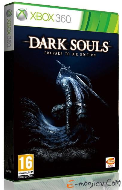 Игра Microsoft XBOX360 Dark Souls: Prepare to Die Edition eng