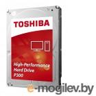 Toshiba SATA-III 1Tb HDWD110UZSVA P300 (7200rpm) 64Mb 3.5