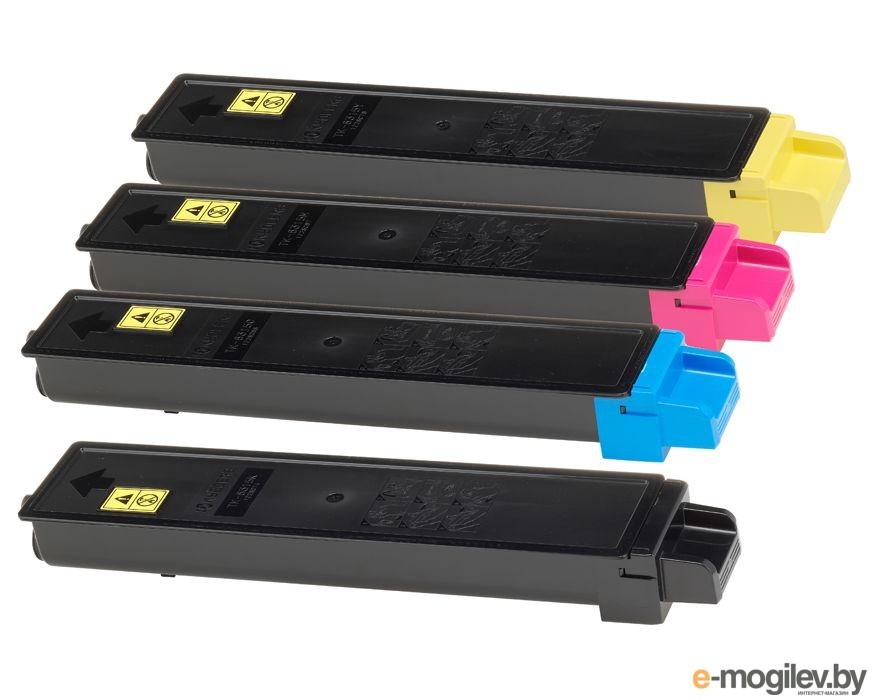 Картридж Hi-Black для Kyocera TASKalfa 2550ci TK-8315, Y, 6K