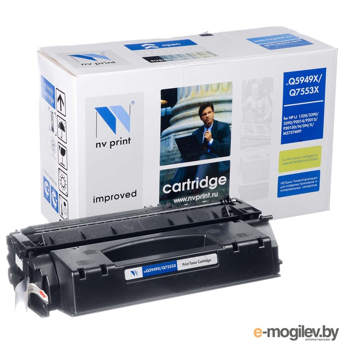 Картридж NV Print для HP  LJ  1320/3390/3392/P2014/P2015/M2727 mfp