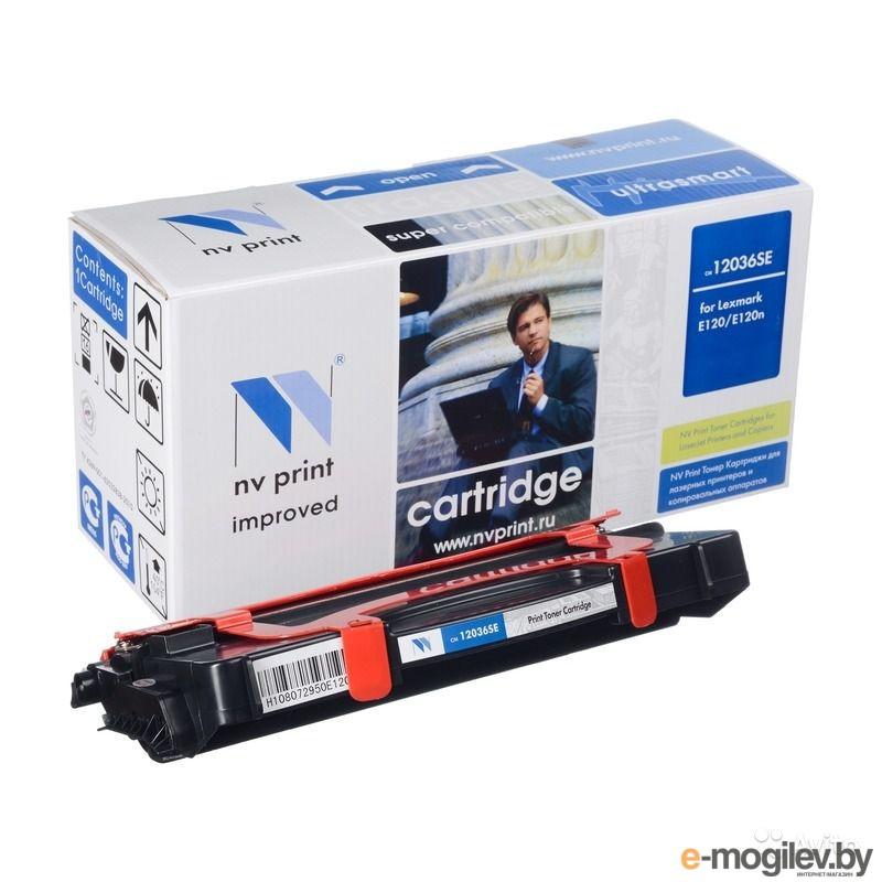 Картридж NV Print для Lexmark E120/E120n