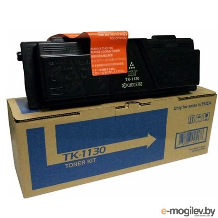 Совместимые картриджи TK-1130_Integral Тонер-картридж  для Kyocera FS-1130MFP/1130MFP (3000 стр. туба) с чипом (Ирландия) EL11X.12C