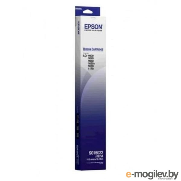 Картридж ленточный Epson C13S015022BA для LQ-1000/1050+/1010 LQ-1070/1170
