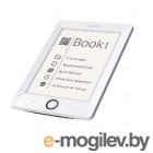 Reader Book 1 6 E-ink HD Pearl 1024x758 1Ghz 256Mb/4Gb белый