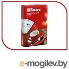 Фильтр для кофеварки FILTERO №4/40, белые, для кофеварок с колбой на 8-12 чашек