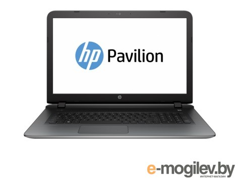 "HP Pavilion 17-g154ur P0H15EA AMD A8-7410 (2.0)/8G/1T/17.3""HD+/AMD R7 M360 2G/DVD-SM/BT/Win10 (Natural silver)"