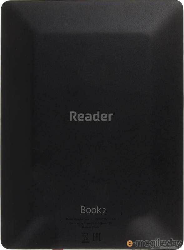 Reader Book 2 6 E-ink Pearl 800x600 Touch Screen 1Ghz 256Mb/4Gb белый