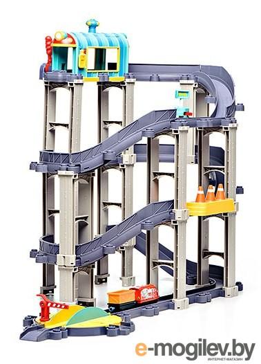 Игровой набор Chuggington Die-Cast Уилсон и штормовая машина металл (от 3 лет)