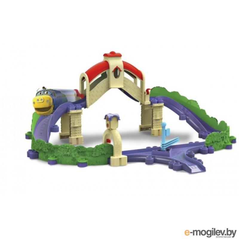 Игровой набор Chuggington StackTrack Мост и туннель