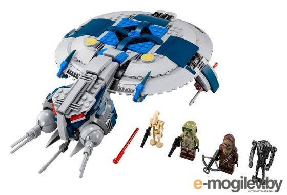 Lego Star Wars Боевой корабль дроидов (элем.:439) пластик (от 8 до 14 лет) (75042)