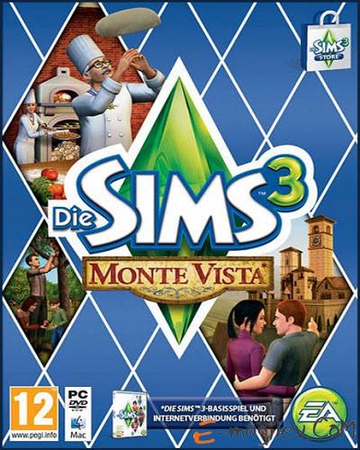 Sims 3 Монте Виста: код загрузки Русская версия (RUS)