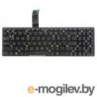 Клавиатура [Asus K55] [0KNB0-6121RU00] [0KNB0-6104RU00] Black, no frame