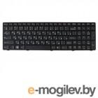 Клавиатура [Lenovo IdeaPad Z560/Z565/G570/G575/G770] [25-01013] [25-010793] [25-012436] Black, black frame