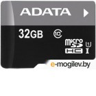 A-Data microSDHC 32Gb Class10 AUSDH32GUICL10-RA1 + adapter Ultra speed