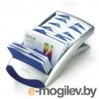 Визитница Durable картотека настольная Visifix desk на 200 визиток черная