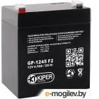 Kiper GP-1245 12V 4,5Ah