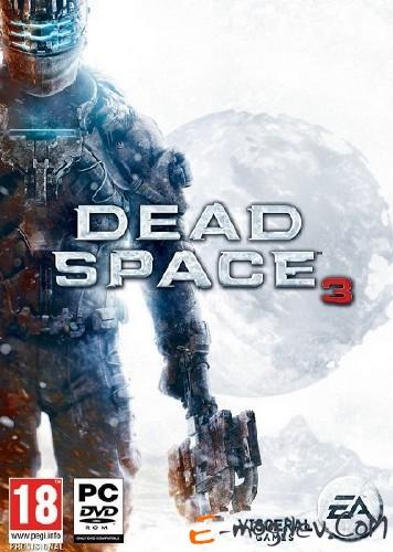 Игра для ПК Dead Space 3 Limited Edition русские субтитры (RUS)