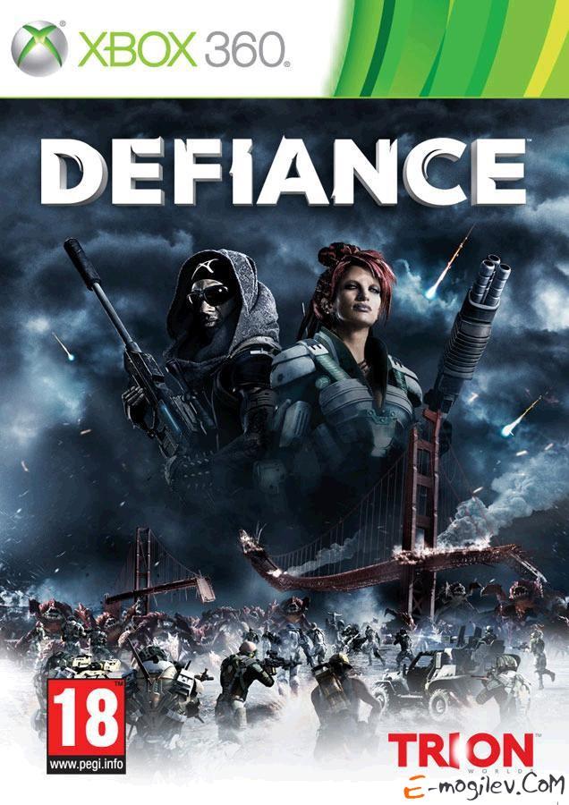 Игра для Xbox360 Microsoft Defiance английская версия