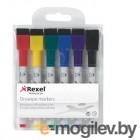Набор маркеров для досок NOBO [1903792]